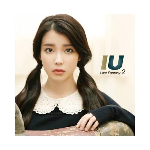 アイユー (IU) - 2nd Album: Last Fantasy CD