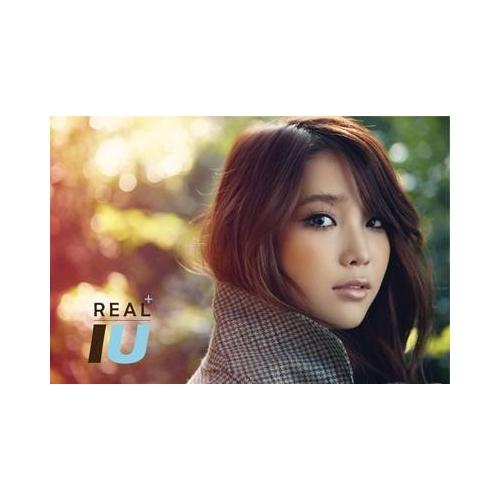 IU - 3rd Mini Plus Album: Real Plus CD