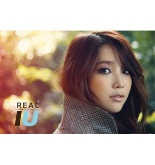 IU - 3rd Mini Plus Album Real Plus