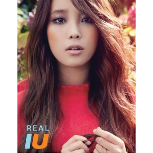アイユー (IU) - 3rd Mini Album: Real CD