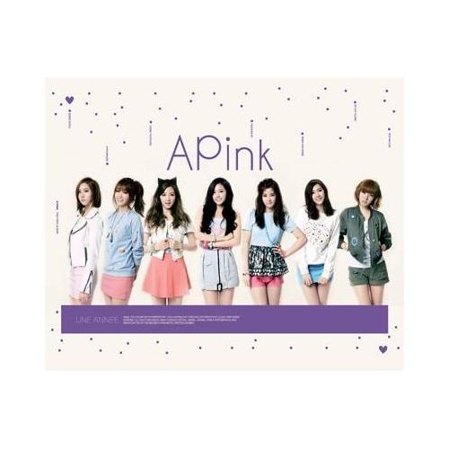 Apink - 1st Album Une Annee