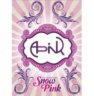 Apink - 2nd Mini Album: Snow Pink CD