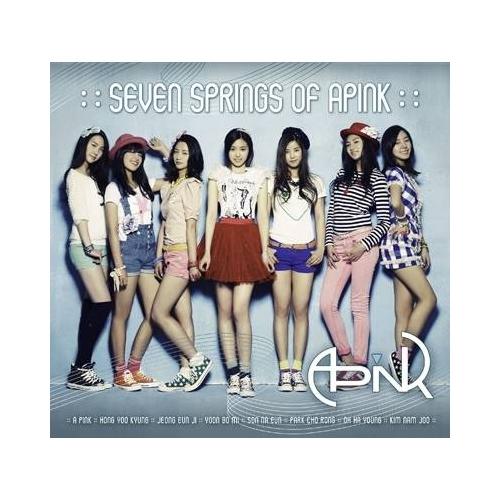 エーピンク (Apink) - Seven Springs Of Apink CD