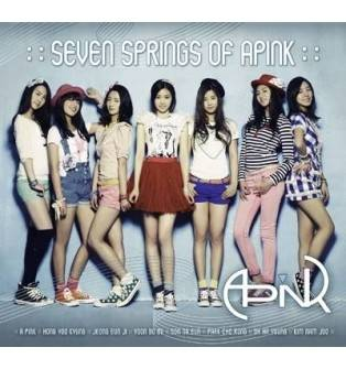 エーピンク (Apink) - Seven Springs Of Apink CD