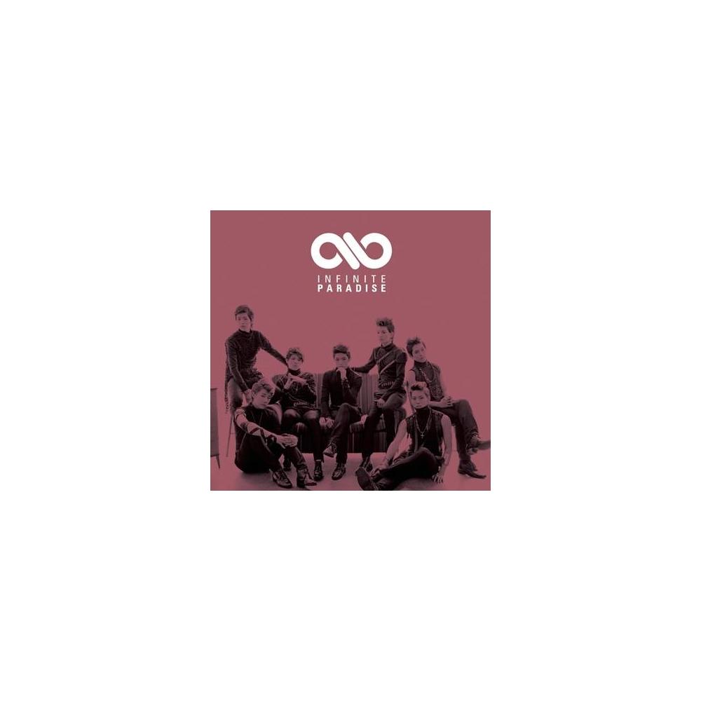 Infinite - 1st Album Repackage Paradise