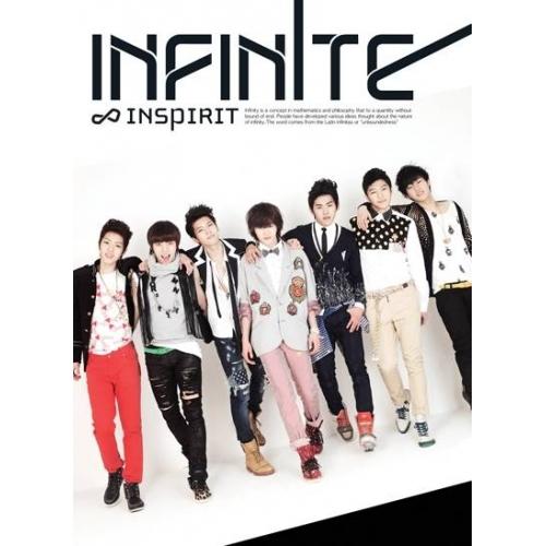インフィニット (Infinite) - Inspirit (Single) CD