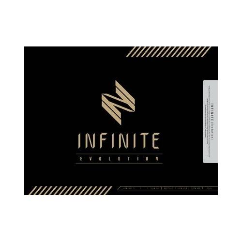インフィニット (Infinite) - Evolution (2nd Mini Album) CD