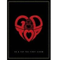 GD & TOP (Bigbang) - 1st Album: High High (New Cover) CD