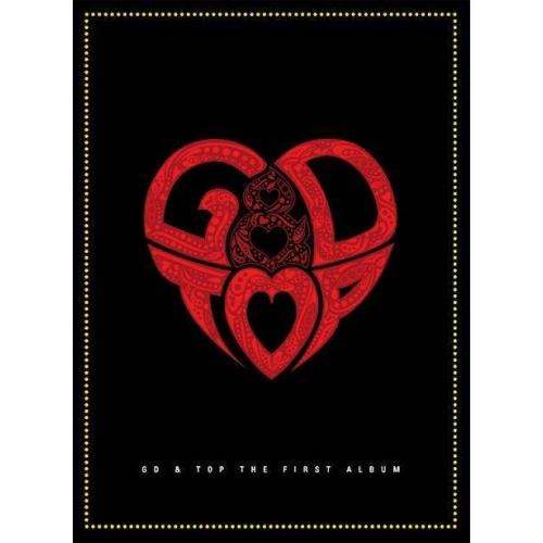 GD & TOP (Bigbang) - 1st Album: High High (New Cover) CD