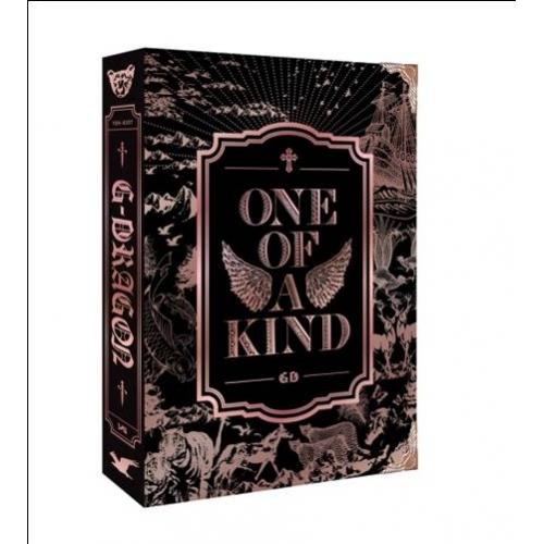 G-Dragon (Bigbang) - 1st Mini Album: One of a Kind CD