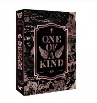 G-Dragon (Bigbang) - 1st Mini Album: One of a Kind CD