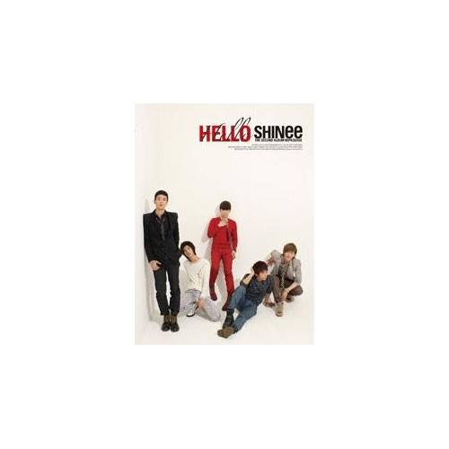 SHINee - 2nd Album Repackage: Hello CD