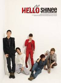 SHINee - 2nd Album Repackage: Hello CD