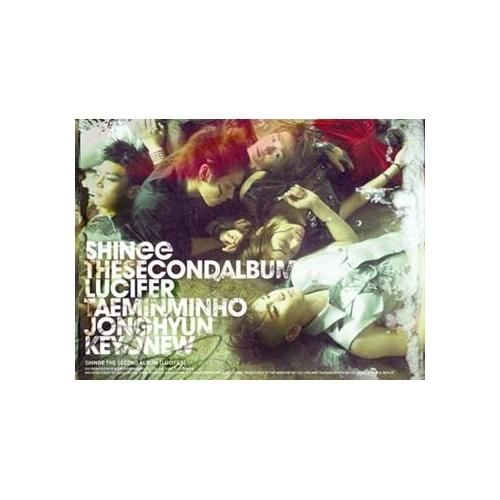 シャイニー (SHINee) - 2nd Album: LUCIFER (Type A) CD