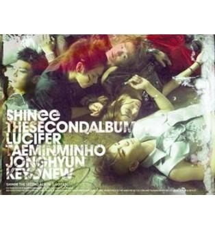 SHINee - 2nd Album: LUCIFER (Type A) CD