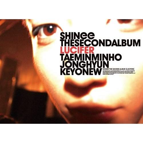 SHINee - 2nd Album LUCIFER (Type B)
