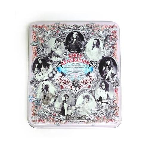 少女時代 (Girls' Generation, SNSD) - 3rd Album: The Boys CD