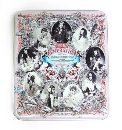 Girls' Generation (SNSD) - 3rd Album: The Boys CD