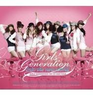 少女時代 (Girls' Generation, SNSD) - The 1st Asia Tour: Into The New World CD
