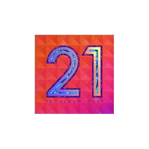 2NE1 - 1st Album: To Anyone CD