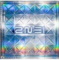 2NE1 - 1st Mini Album CD