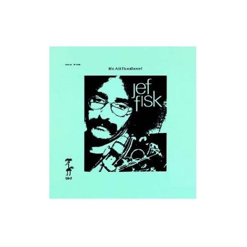 Jef Fisk - It's All Rootbeer & For Sam Mini LP CD