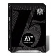 神話 (Shinhwa) - 15th Anniversary Concert: The Legend Continues DVD