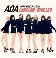 AOA - 5th Single Album: Short Skirts CD