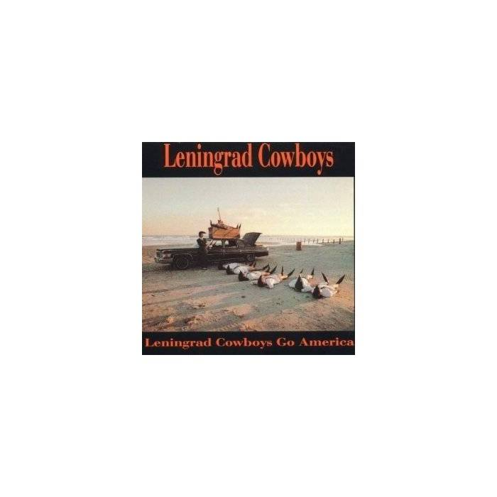 Leningrad Cowboys Go America OST CD