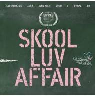防弾少年団 (BTS) - 2nd Mini Album: Skool Luv Affair CD