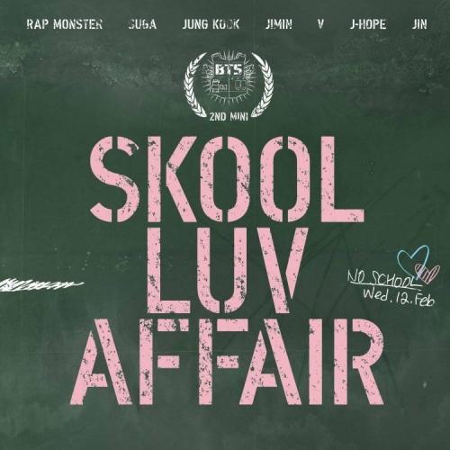 BTS - 2nd Mini Album Skool Luv Affair