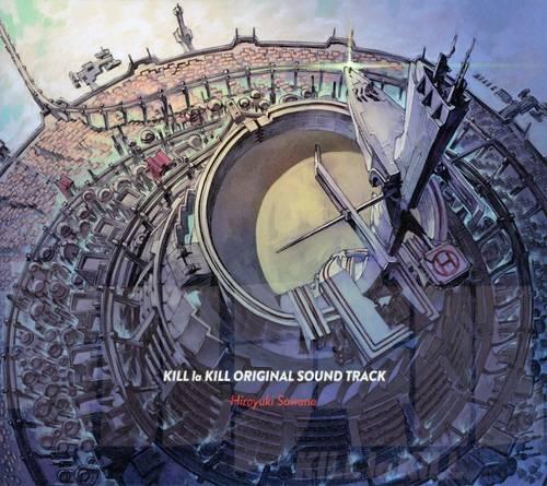 Hiroyuki Sawano - Kill La Kill OST CD