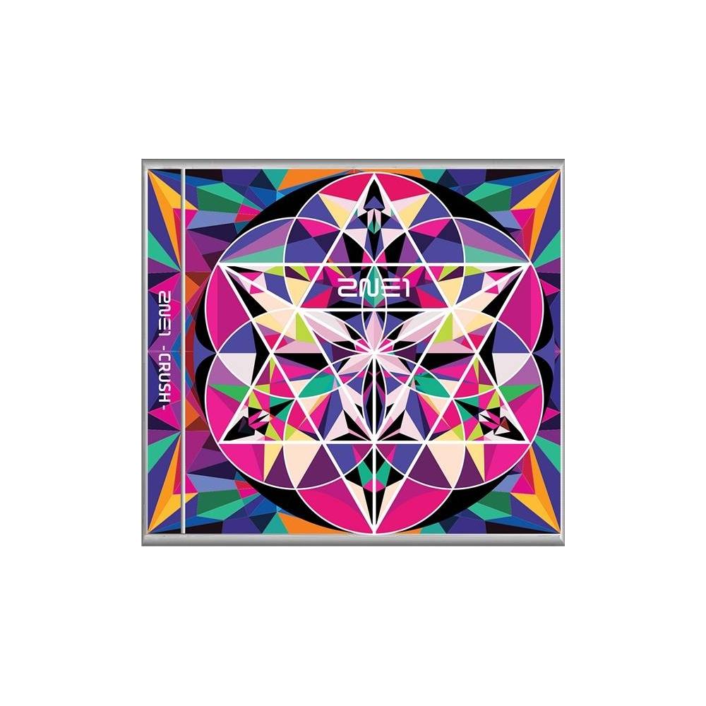 2NE1 - 2nd Album Crush