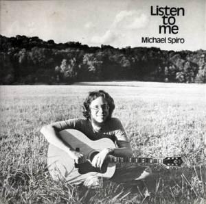 Michael Spiro - Listen To Me (紙ジャケット仕様) CD