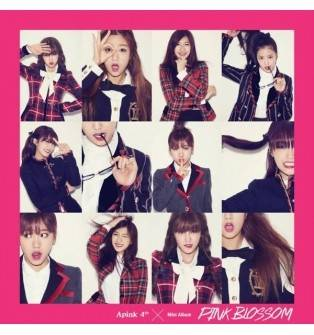 Apink - 4th Mini Album Pink Blossom