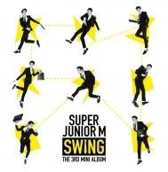 スーパージュニア M (Super Junior M) - 3rd Mini Album: Swing CD