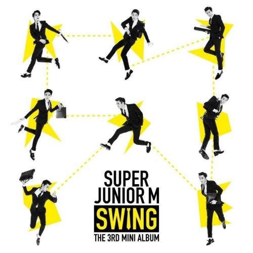 Super Junior M - 3rd Mini Album Swing