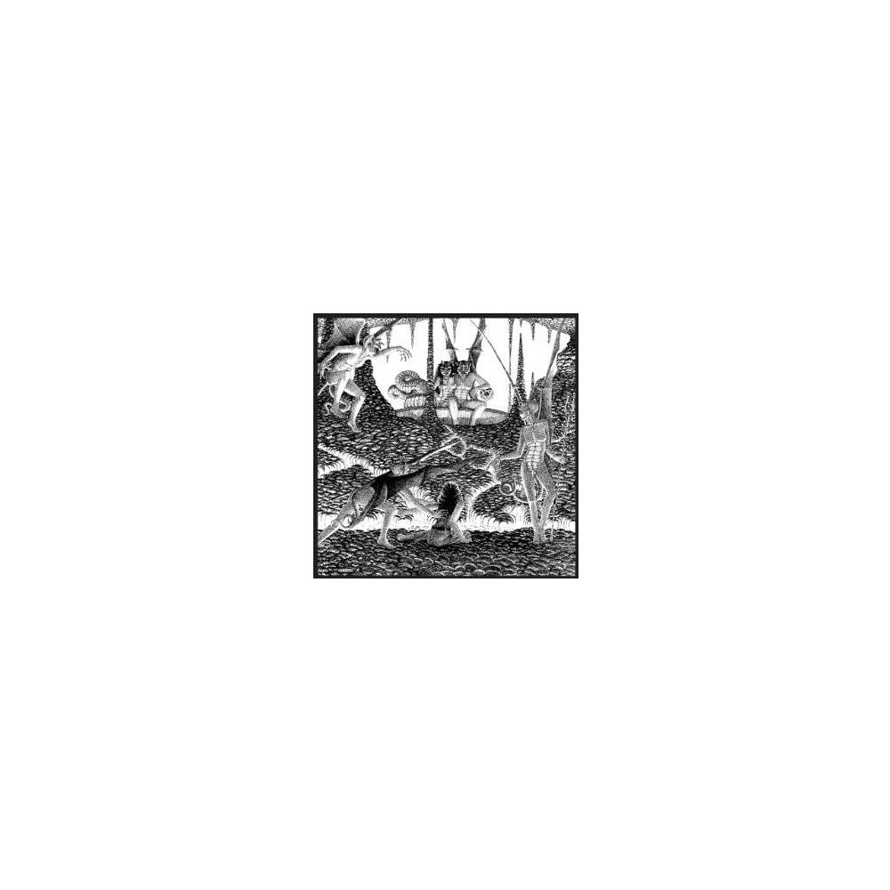 Billy Hallquist - Persephone Mini LP CD