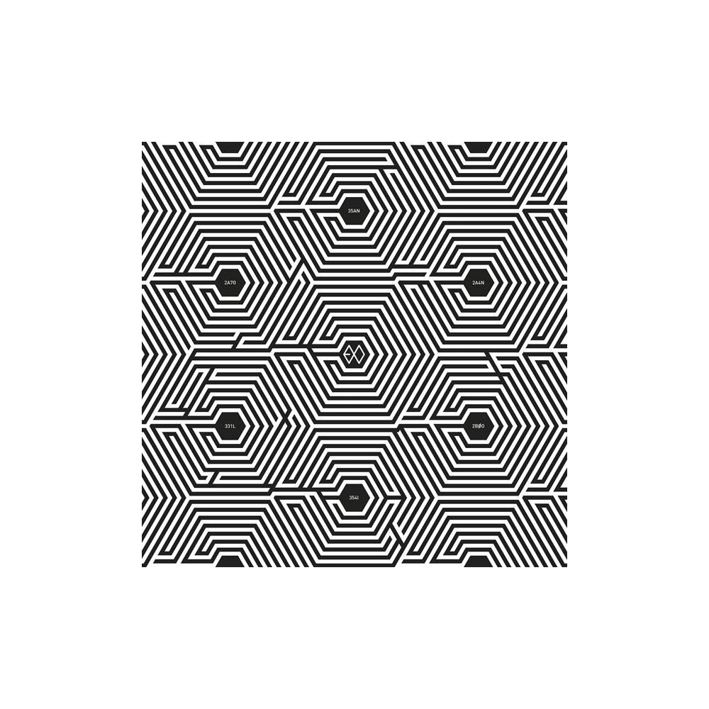 EXO-K - 2nd Mini Album Overdose