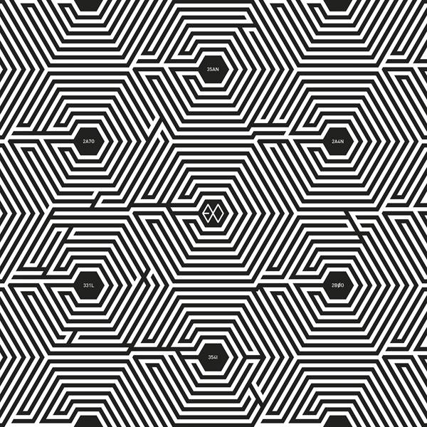 EXO-K - 2nd Mini Album: Overdose CD