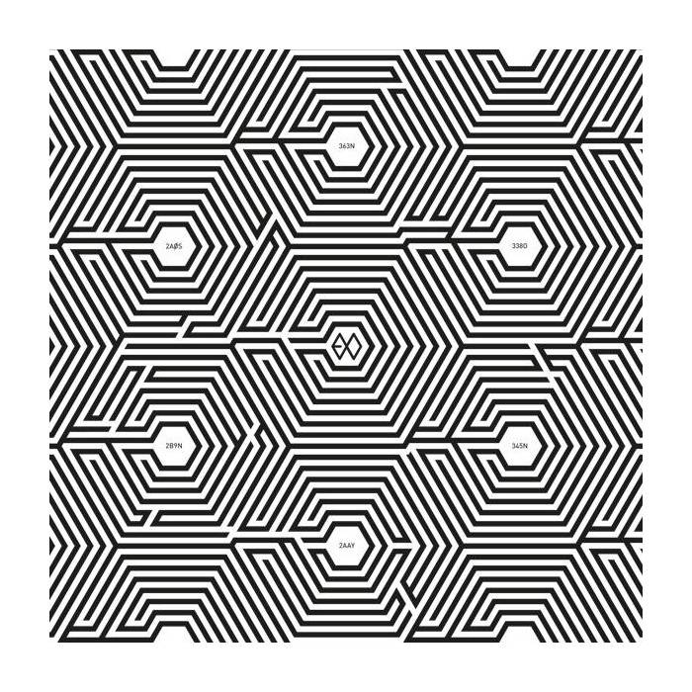 EXO-M - 2nd Mini Album Overdose
