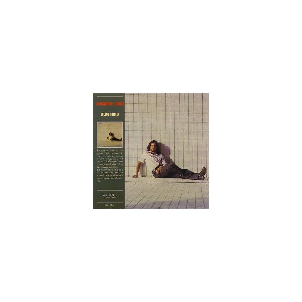 Emmanuel Booz - Clochard Mini LP CD