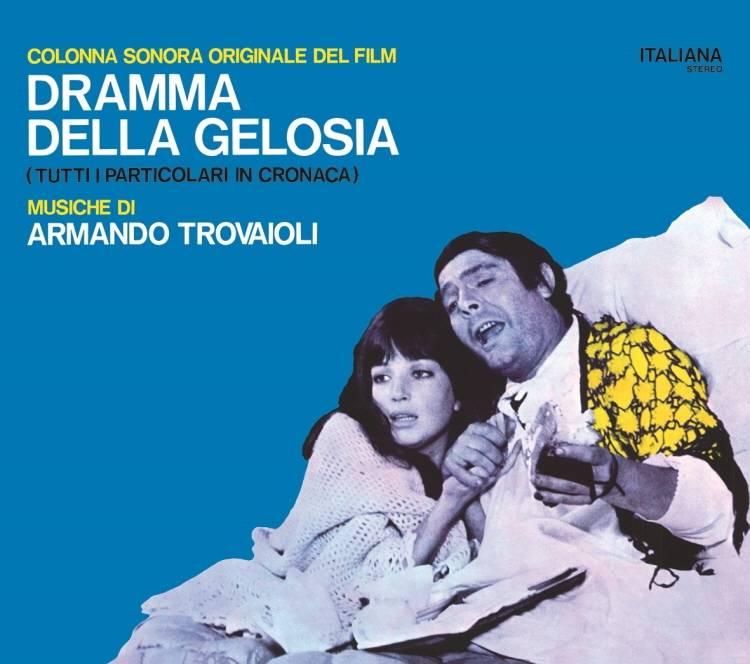 Armando Trovaioli - Dramma Della Gelosia OST (Digipak) CD