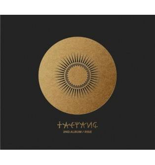 Taeyang - 2nd Album: Rise CD