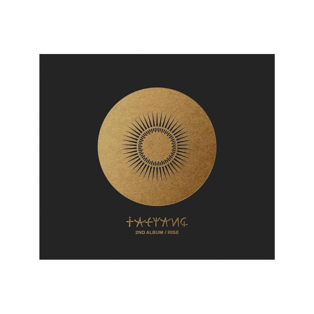Taeyang - 2nd Album Rise