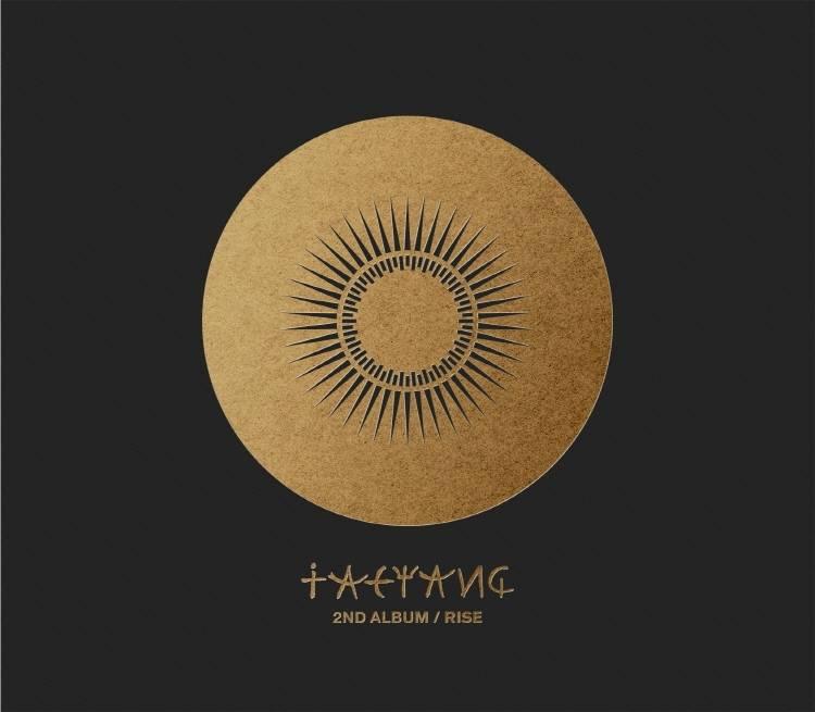 Taeyang - 2nd Album: Rise CD