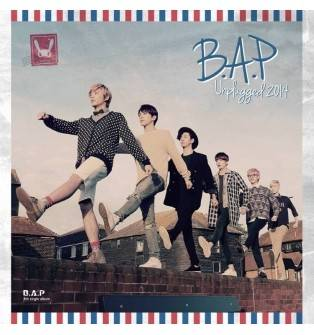 B.A.P - 4th Single: Unplugged 2014 CD