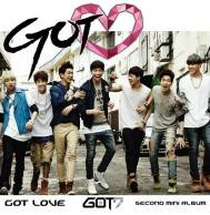 GOT7 - 2nd Mini Album: Got Love CD
