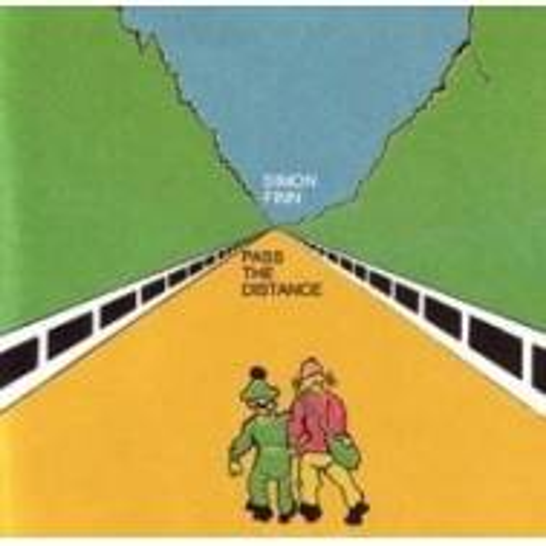 Simon Finn - Pass the Distance (紙ジャケット仕様) CD
