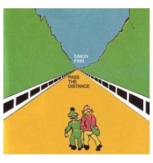 Simon Finn - Pass the Distance Mini LP CD